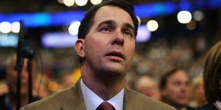 Wisconsin Gov. Scott Walker (Spencer Platt/Getty Images)
