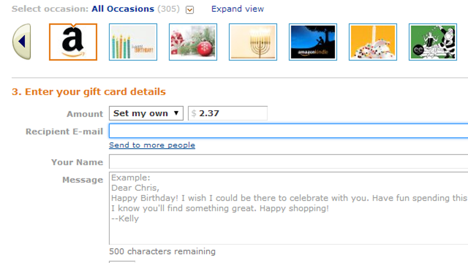 Buy Amazon Gift Cards To Use Up That Prepaid Debit Card Balance
