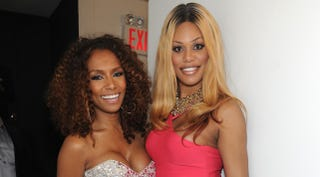 Illustration for article titled Trans Women Laverne Cox and Janet Mock Will Livestream TONIGHT!