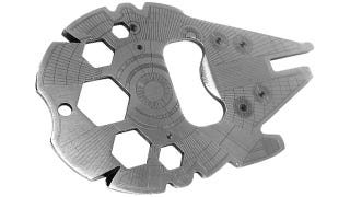 Illustration for article titled This Millennium Falcon Multitool Is a Suitable Wookiee Replacement