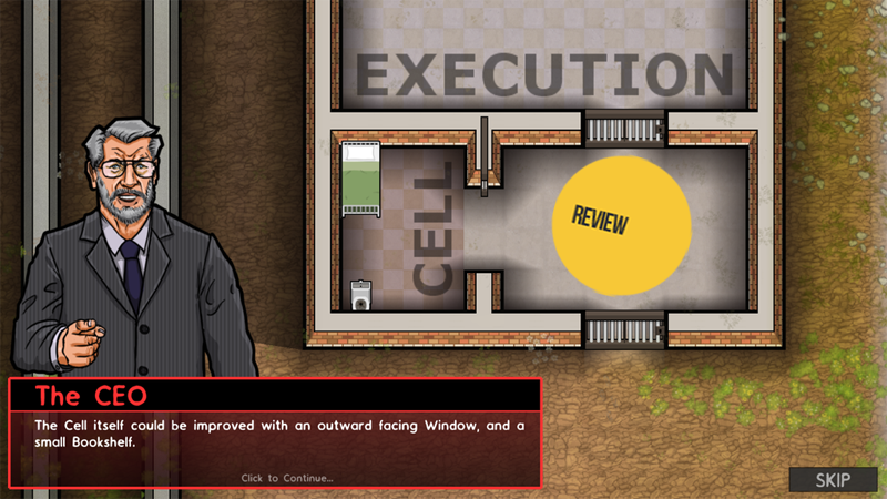 Illustration for article titled Prison Architect: The Kotaku Review