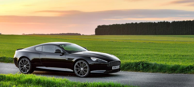 Illustration for article titled Aston Martin Is Cooking Up A New Platform For Hot AMG Engines