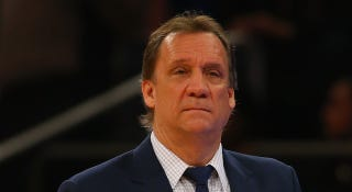 Illustration for article titled Flip Saunders Diagnosed With Lymphoma