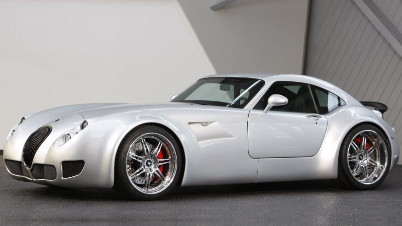 Wiesmann (Remember Wiesmann? No? Anyway) Is Making A Cool New Car ...