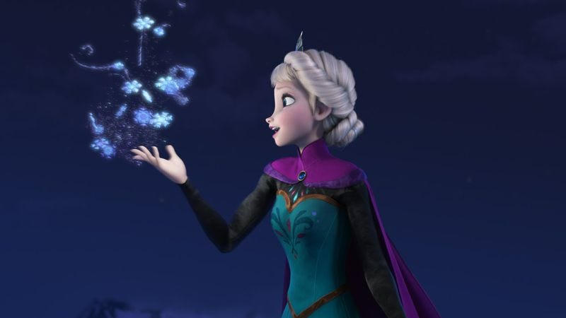 Elsa (Image: Disney)