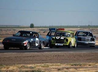 Illustration for article titled The Top 95 Lemons Of The Buttonwillow Histrionics 24 Hours Of LeMons