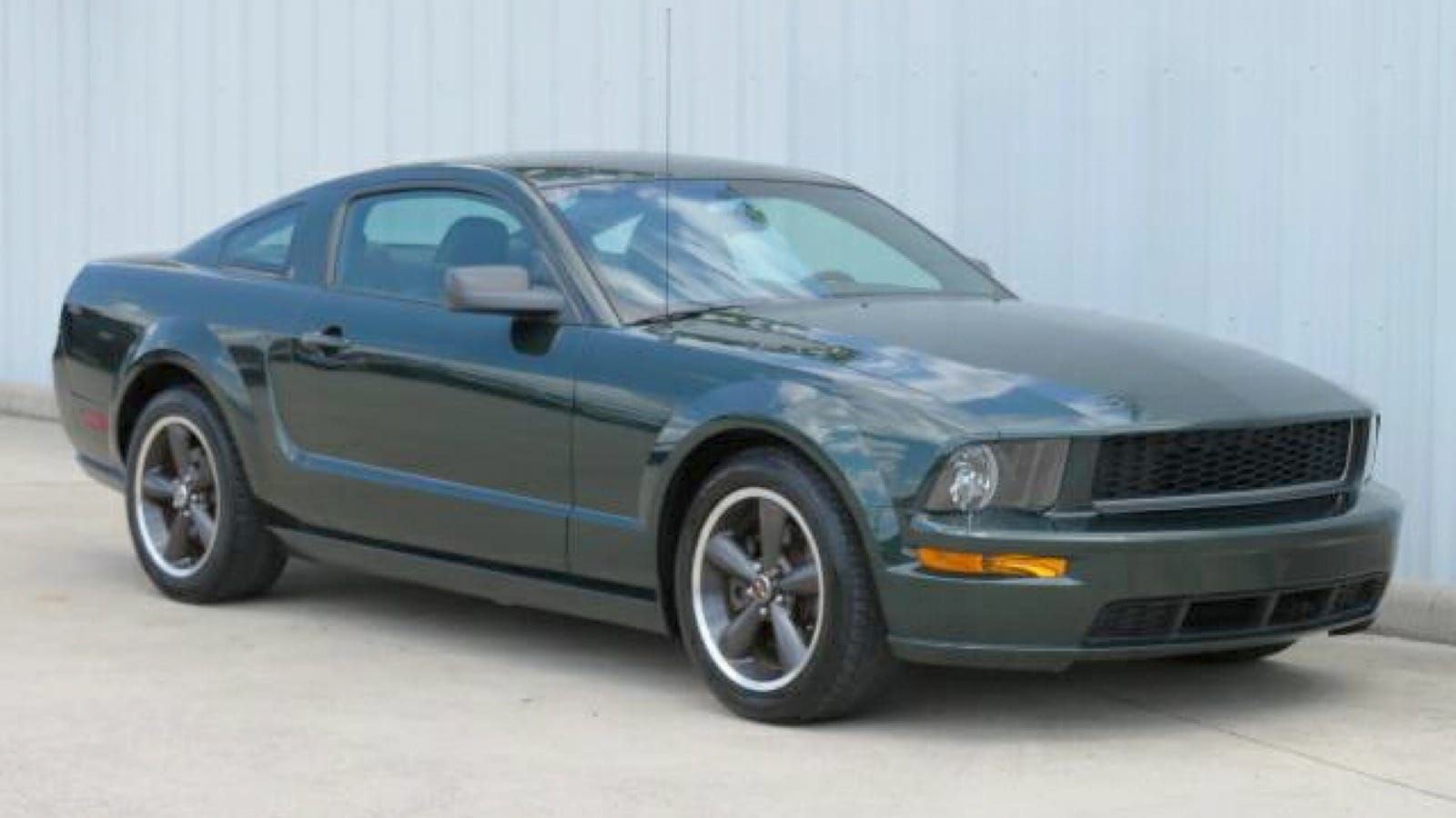 At 11980 is this 2008 ford mustang bullitt a classic for a new generation