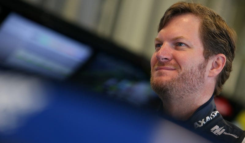 Retired NASCAR champion Gordon may race for Earnhardt