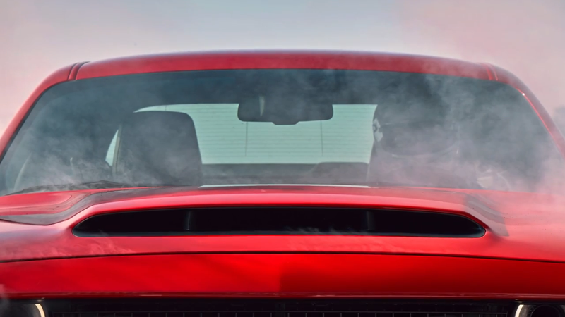 Illustration for article titled The Dodge Challenger SRT Demon Is Going To Suck Harder Than Metallica After They Sold Out