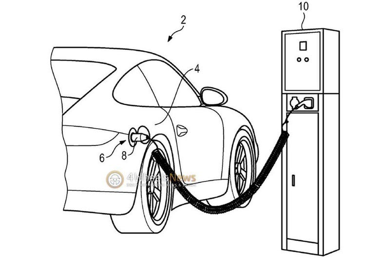 Illustration for article titled Porsche 911 Hybrid patents leaked, another McLaren sportscar is in the works.