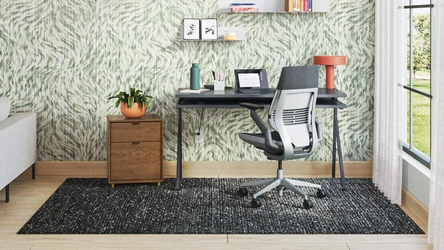Sit in a Comfier, Steelcase Chair for Over $200 off Because We re Going To Be Here a While, Aren t We?