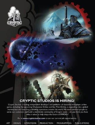 "Illustration for article titled Rumor: Job Listing Outs ""Star Trek Online"" MMO?"