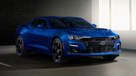 The Chevy Camaro Convertible Won T Let You Put The Top