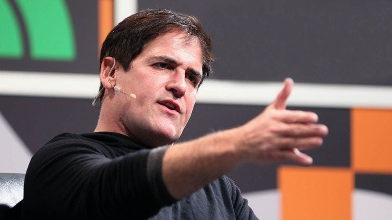 Illustration for article titled Mark Cuban Warns NFL's Popularity May Begin To Wane In Next Millennium