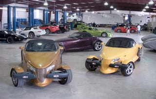 Illustration for article titled Jalopnik Visits Hennessey Performance: The Weak Dollar Leads To Some Crazy Cars