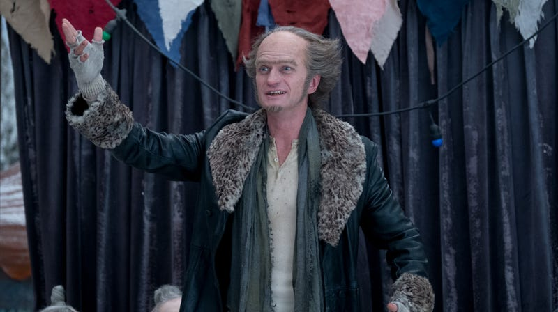 Neil Patrick Harris stars in A Series Of Unfortunate Events