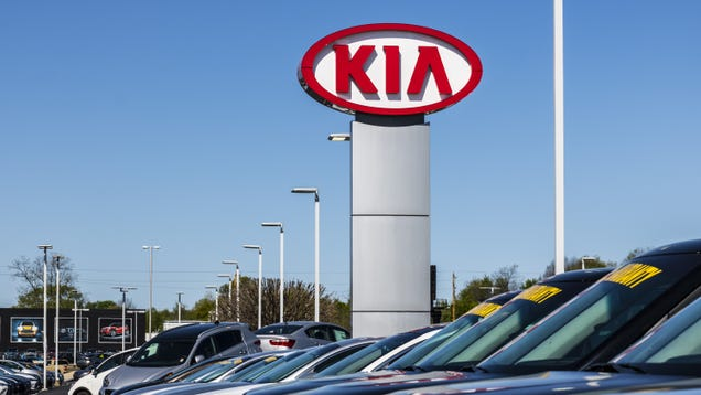Kia Is Recalling 380,000 Vehicles Over a Fire Risk