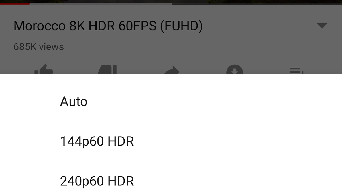How to Find HDR Content on YouTube