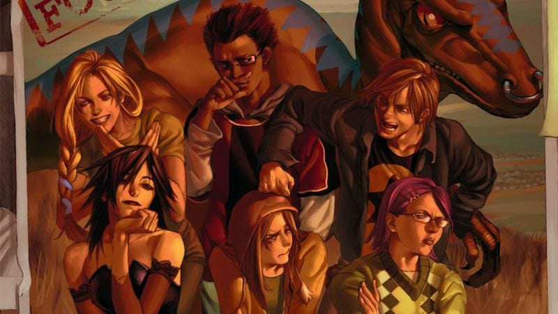Illustration for article titled Family ties make Runaways the gold standard for teen superhero teams