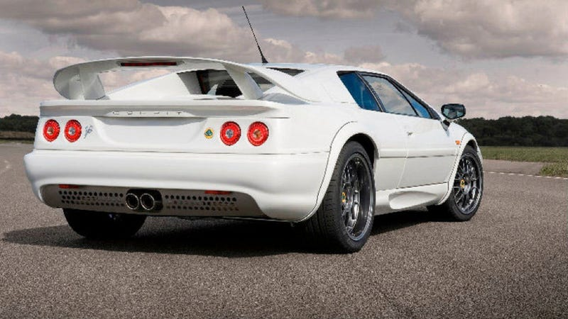 Illustration for article titled Lotus Fired Its CEO And Is Now Selling His Awesome Car