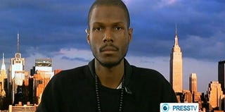 Malcolm Shabazz in an interview with Press TV (YouTube)