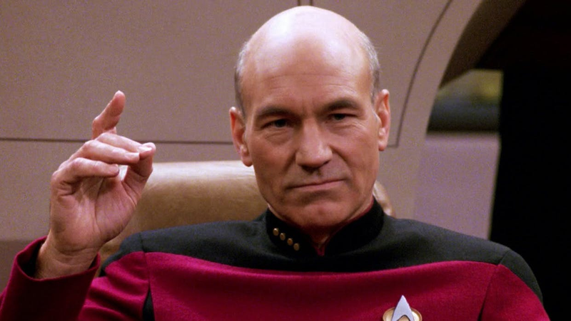 Sir Patrick Stewart is making it so as a creative force.