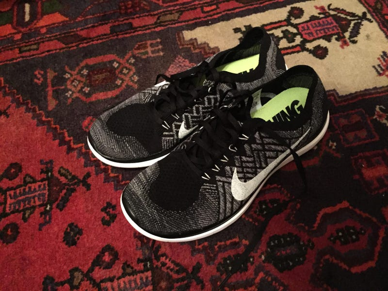 Illustration for article titled Bought these Free 4.0 Flyknit