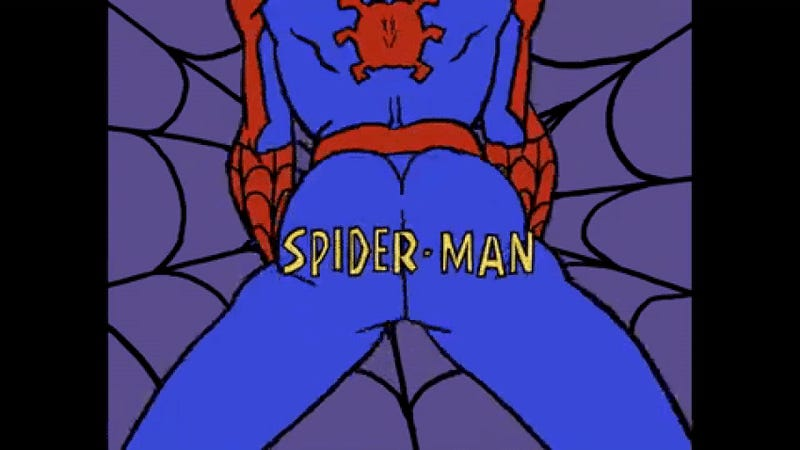 Dozens of Fan Artists Re Animate Classic Spider Man Cartoon