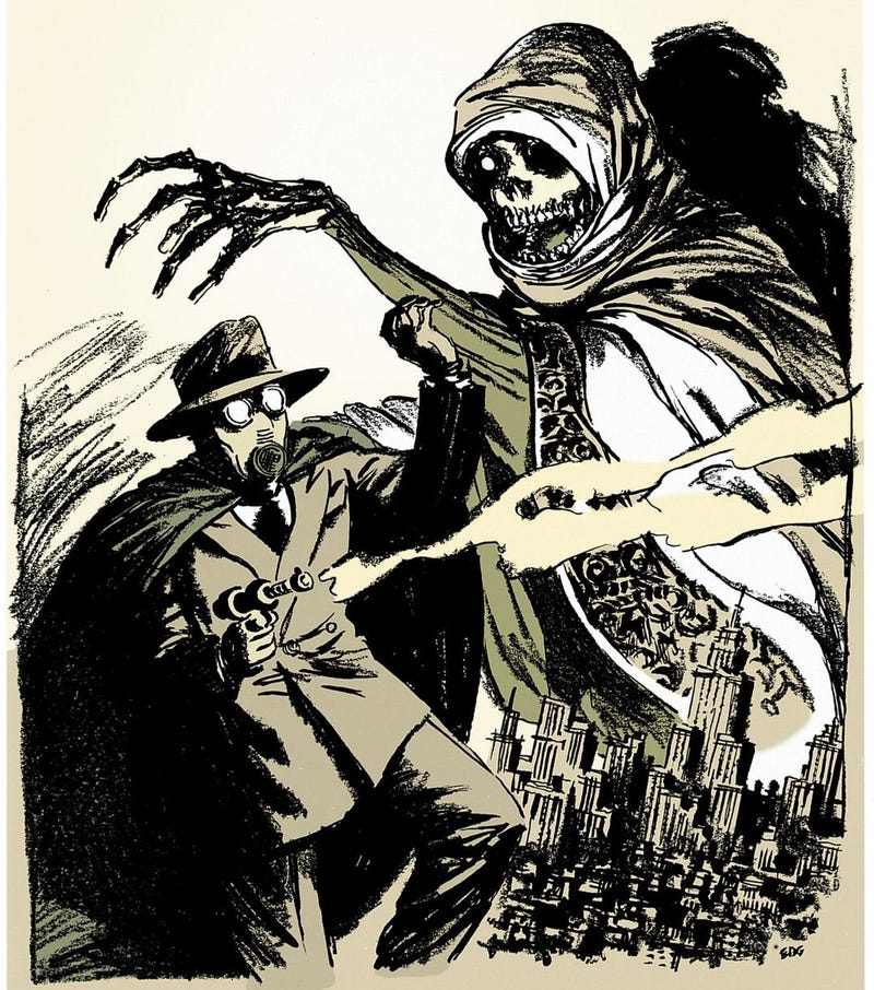 Illustration for article titled Adapt This: Sandman Mystery Theatre