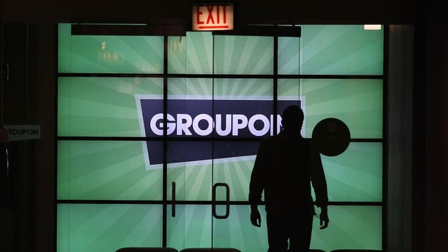 Groupon Calls It Quits on Selling Goods, Will Refocus on  Experiences