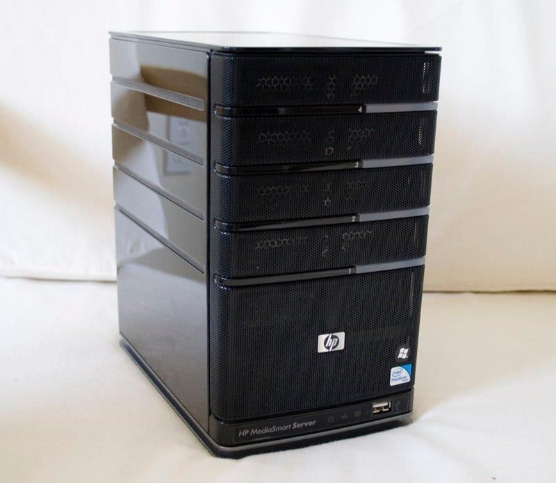 Illustration for article titled HP MediaSmart EX495 Windows Home Server Review (Better Time Machine Support!)