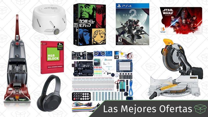 Illustration for article titled Las mejores ofertas de este miércoles: Kit de Arduino, Anime, Destiny 2 y más