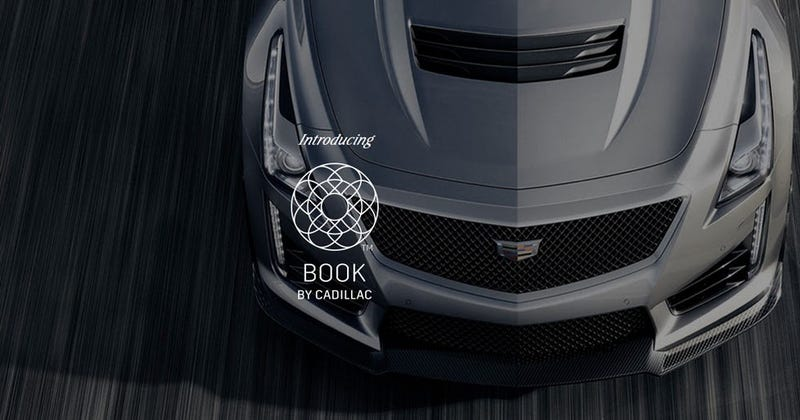 Illustration for article titled Book By Cadillac is steeply priced and limiting