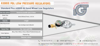 Illustration for article titled Gas Cylinder Regulator | Gas Safety Device