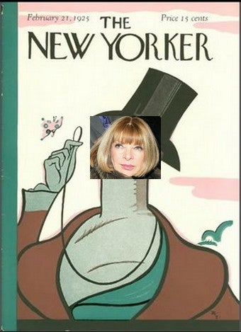 "Illustration for article titled What If ""Nuclear Wintour"" Edited The New Yorker?"