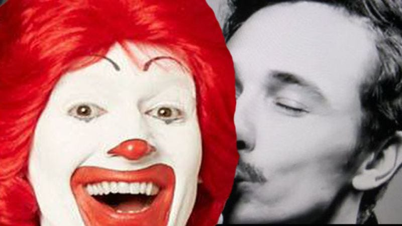 Illustration for article titled Counterpoint: James Franco likes McDonald's