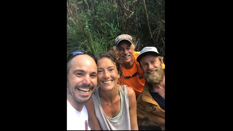 "Illustration for article titled Missing Hiker Found Alive, ""Sunburned And Smiling"" 17 Days After Getting Lost In Hawaiian Forest"