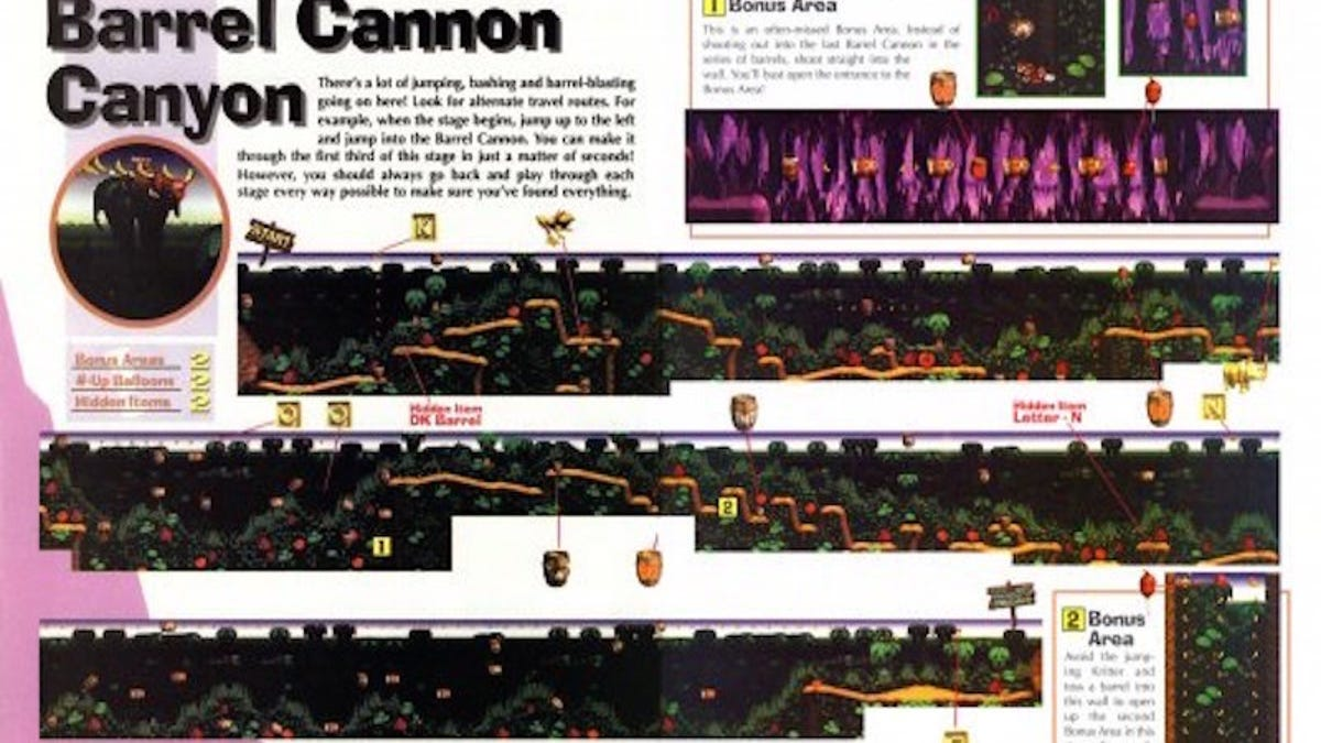 I Wish I'd Found This Donkey Kong Country Secret As A Kid