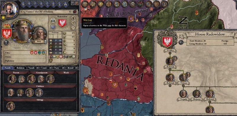 Mod Adds The Witcher to Crusader Kings II | Kotaku UK