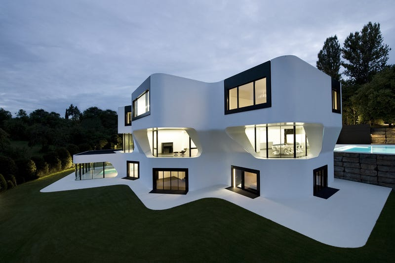 Futuristic House Endearing These Futuristic Houses Will Blow Your Mind Design Ideas