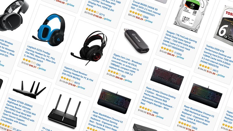PC Gaming Gold Box | Amazon
