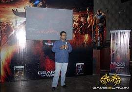Illustration for article titled Xbox India Expects Big Gears of War 2 Sales