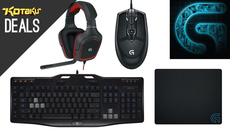 Illustration for article titled All Your Gaming Peripheral Needs In One Affordable Bundle