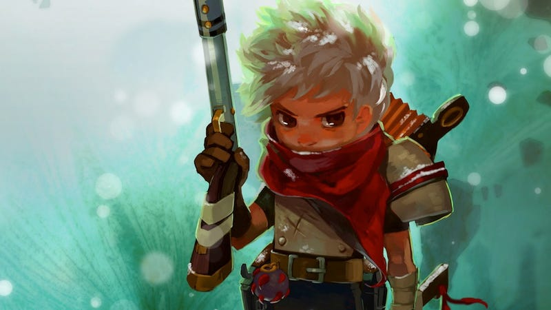 Illustration for article titled Bastion Makers Tell Fans To Go Ahead And Stream Their Games