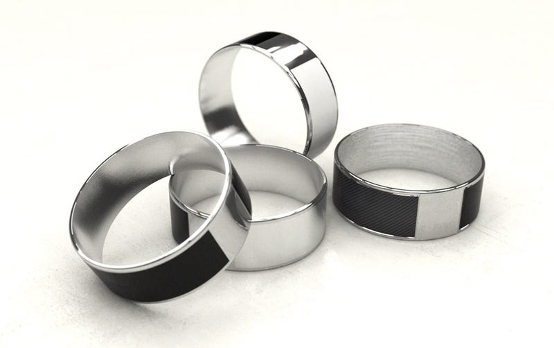 This NFC-Enabled Ring Stores Your Personal Data On Your