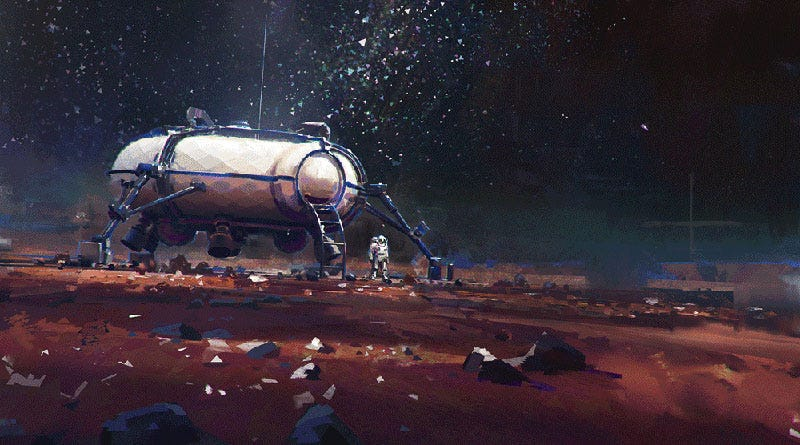 Illustration for article titled The Gorgeous Art Of Astroneer