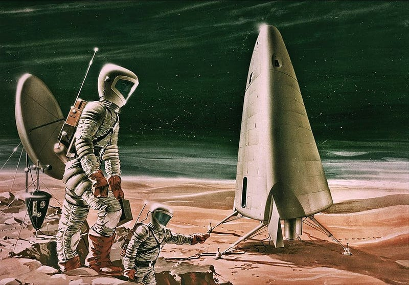 Illustration for article titled A Mars One Candidate Explains Why He Wants A One-Way Ticket To Space