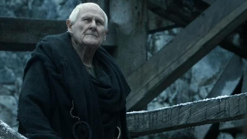 Illustration for article titled RIP Peter Vaughan, Game of Thrones' Aemon Targaryen