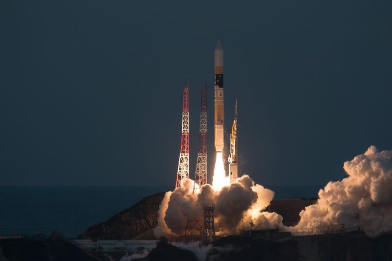 ASTRO-H Launch in February / Scott Porter, NASA