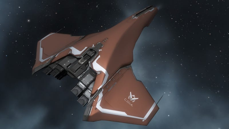 Illustration for article titled Hate Being Assassinated In EVE Online? Try The Newest Ship